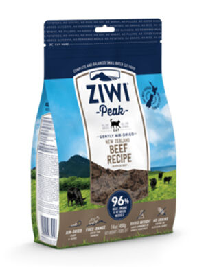 ZIWI Peak Air-Dried Beef Recipe for Cats 1kg