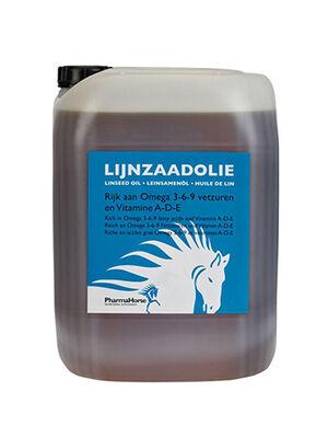 PharmaHorse Lijnzaadolie 20liters + (Pump Free)