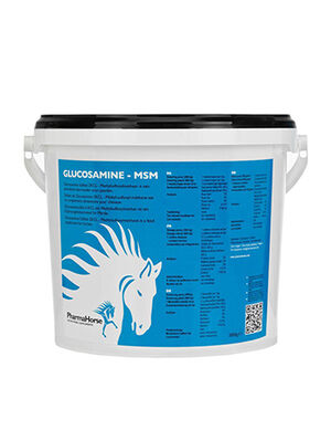 PharmaHorse Glucosamine & MSM 5000g