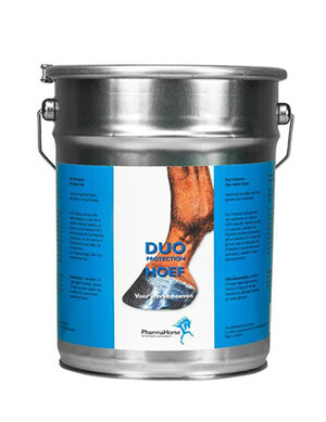 PharmaHorse Duo Protection Hoef 5 Liter