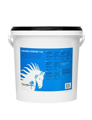 PharmaHorse Calcium-Fosfor + D3 5000g