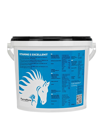 PharmaHorse Vitamine E Excellent 3000g