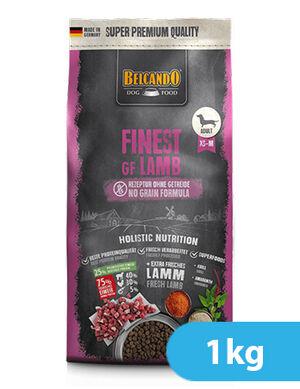 Belcando Finest GF Lamb 1kg -  Dogs product