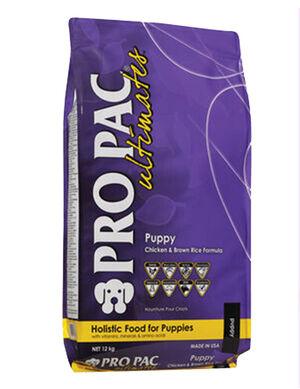 Pro Pac Puppy Chicken & Brown Rice 12Kg