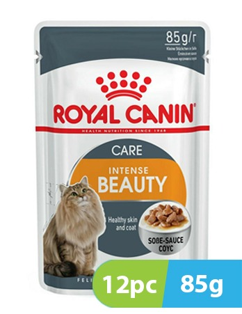 Royal Canin Care Intense Beauty 12pc x 85gm