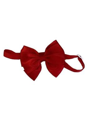 Pet Bow Tie Red Adjustable
