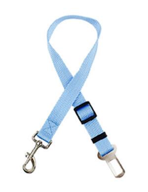 Pet Seat Belt Safety Blue