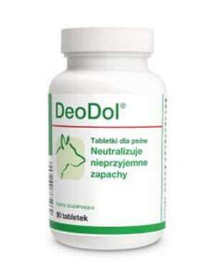Dolfos DeoDol Formula Against Bad Odors 90 Tablets -  Dogs product
