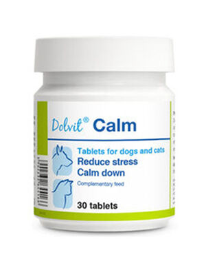 Dolvit Calm 30 tablets  -  Dogs product