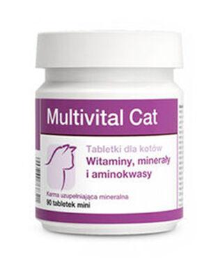 Multivital Cat 90 tablets