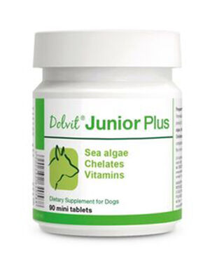 Dolvit Junior Plus 90 Tablets