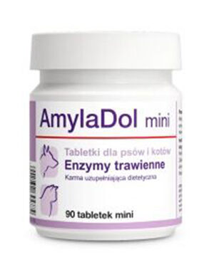 Dolfos AmylaDol mini 90 Tablets -  Dogs product