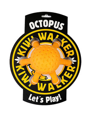 Kiwi Walker Let's play! Octopus Maxi Orange