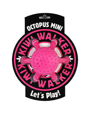 Kiwi Walker Let's play! Octopus Mini Pink