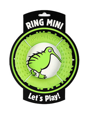 Kiwi Walker Let's play! Ring Mini Green
