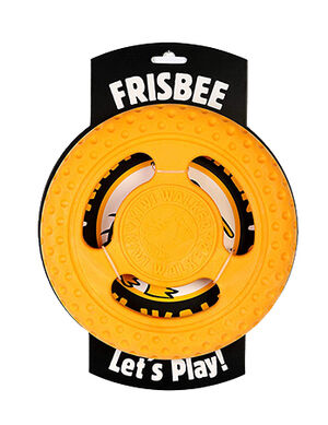 Kiwi Walker Let's play! Frisbee Maxi Orange
