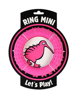 Kiwi Walker Let's play! Ring Mini Pink