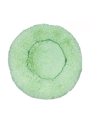Green Fluffy Bed Medium -  Dogs product