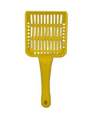 Coco Pet Litter Scoop Yellow