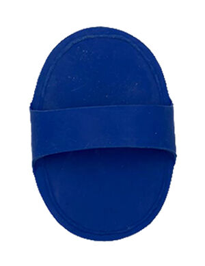 Sleeky Blue Oval Brush -  Dogs product