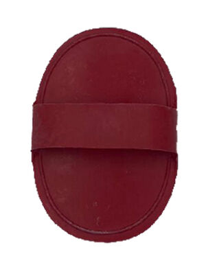 Sleeky Red Oval Brush -  Dogs product