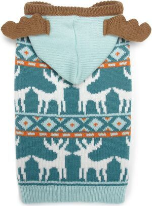 PetEdge ZZ Elements Antler Sweater X-Small -  Dogs product