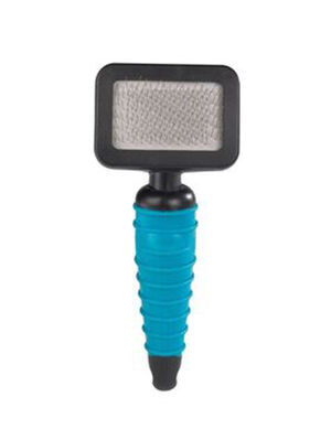 PetEdge MG Ergonomic Slicker Brush Small