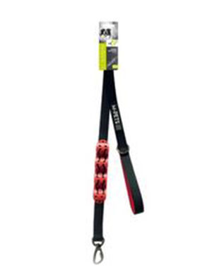 M-Pets Flex Shock Absorber Leash - Red
