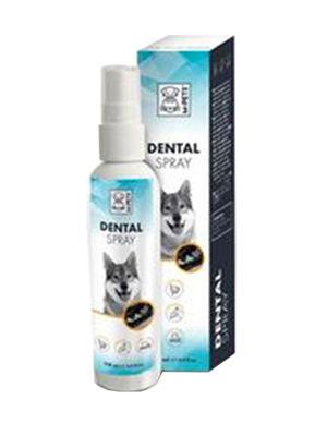 M- Pets  Dental Spray 118ml