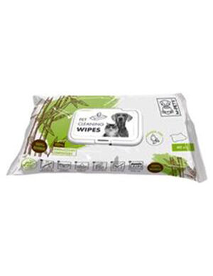 M-Pets Wipes 15 x 20 cm - Bamboo 40pcs