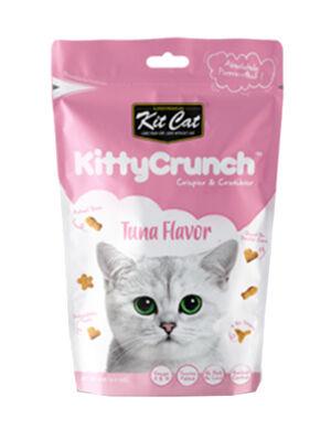 Kit Cat Kitty Crunch Tuna Flavor 60g