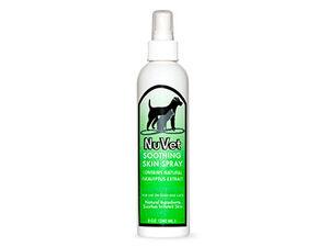 Nuvet Soothing Skin Spray 240ml
