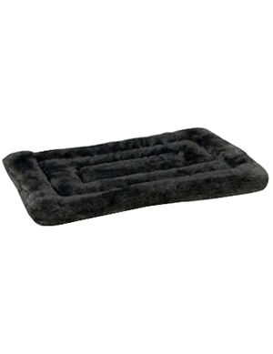 PetEdge Gray SP Plush Mat Medium/Large