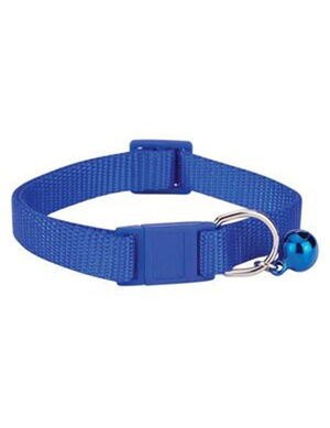 PetEdge ST Cat Collar Blue