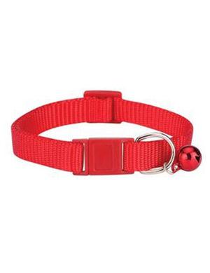 PetEdge ST Cat Collar Red