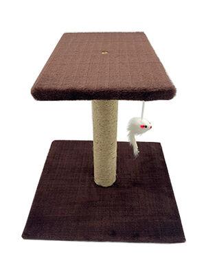 Cat Scratcher QQQCT - 008 Brown