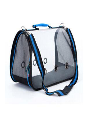 Pet Carrier Bag Blue