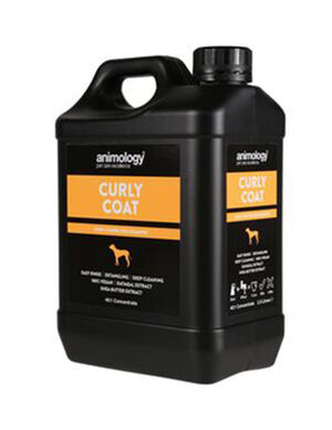 Animology Curly Coat 2.5Liters