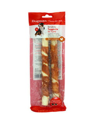 Dogman Chew Rolls With Chicken Meat 110g