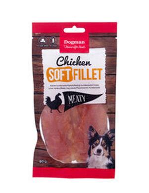 Dogman Chicken Soft Fillet 80g
