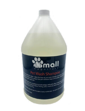 Animall Pet Wash Shampoo 4000ml