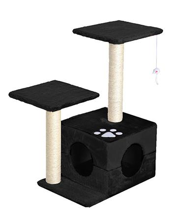 Animall Black Cat Tree  -  Cats product
