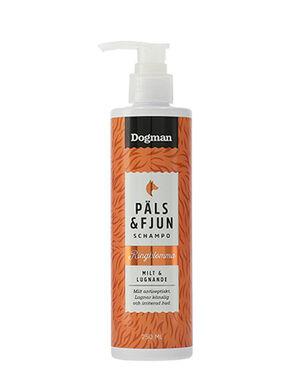 Dogman Fur & Fjun Shampoo Calendula 250ml