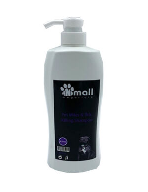 Animall Pet Mites & Tick Killing Shampoo 800ml
