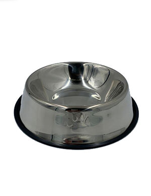 Animall Stainless Steel Dog Food Bowl Medium