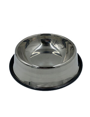 Animall Stainless Steel Dog Food Bowl Large