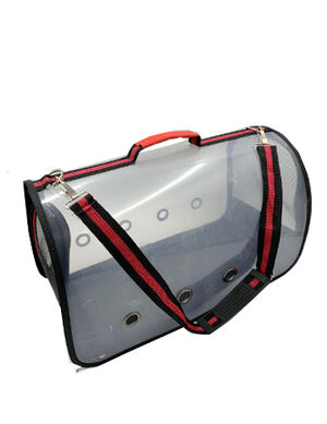 Pet Carrier Bag Red