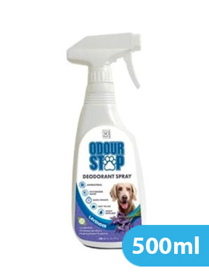 M-Pets Odour Stop Deodorant Spray Lavender 500ml