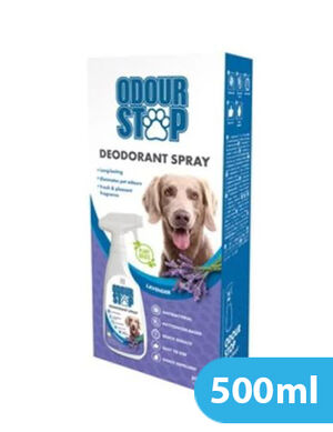 M-Pets Odour Stop Deodorant Spray Lavender 500ml -  Dogs product