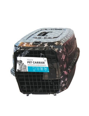 M-Pets Pirate Pet Carrier Medium